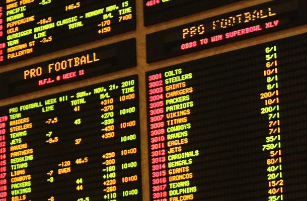 Sports betting handicapping casino gambling odds explained in betting