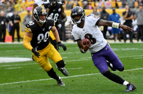 Steelers ravens betting line serious football betting